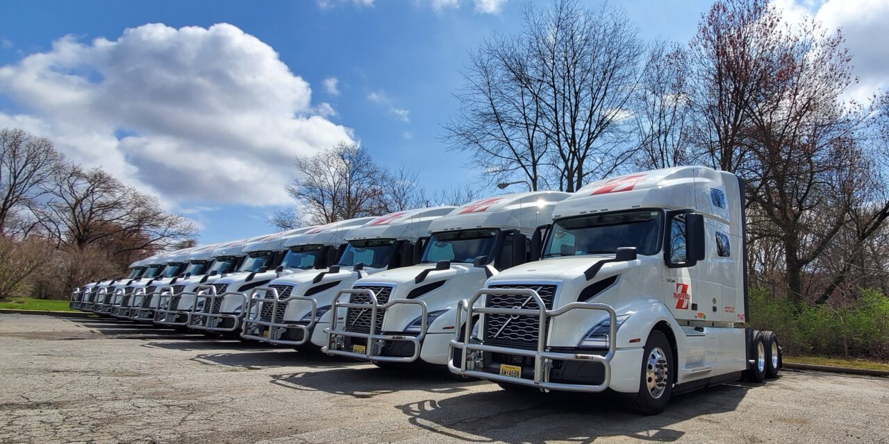 Truckers Are Seeing Growing Freight Volumes