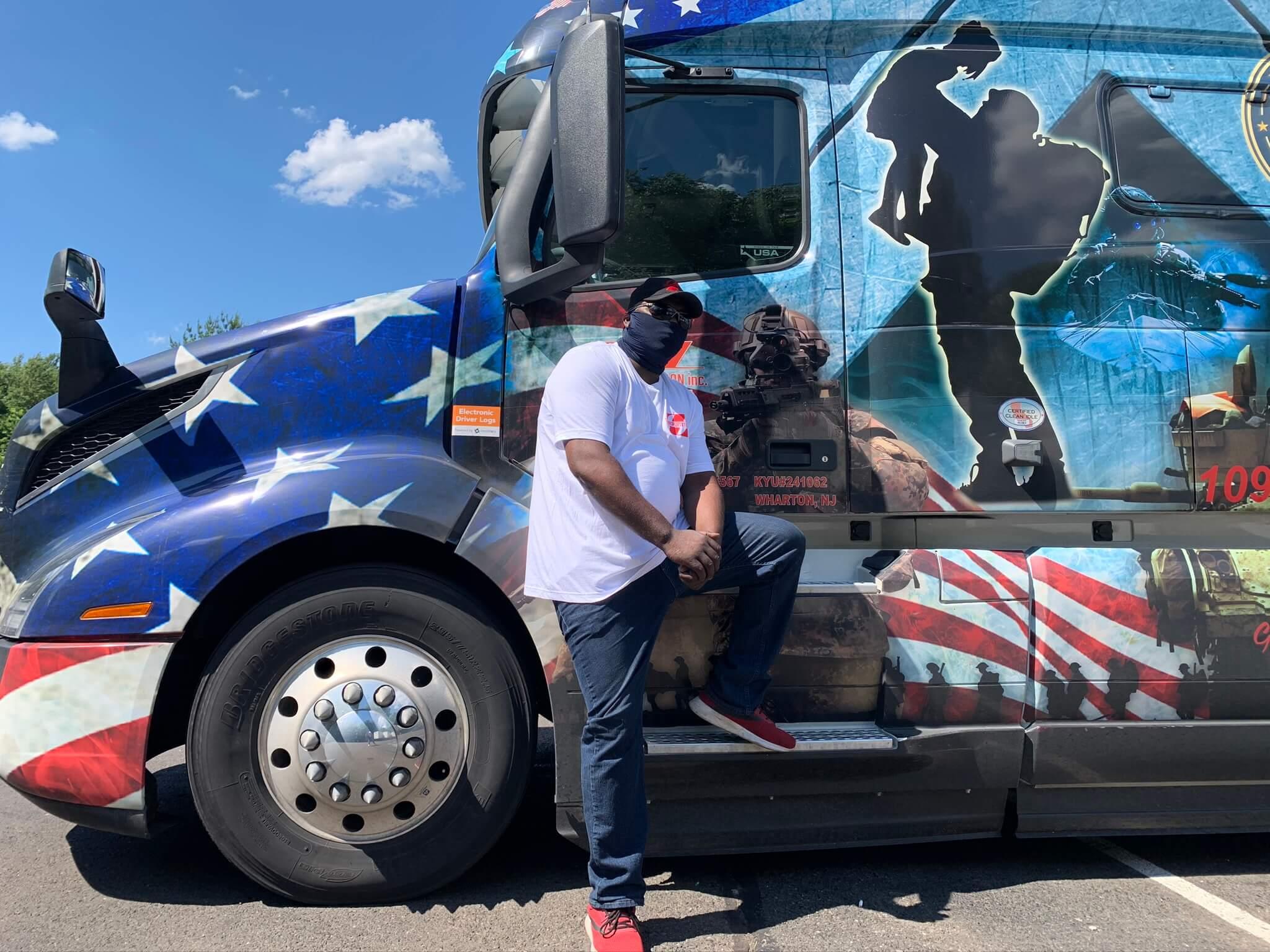 Veteran Trucker