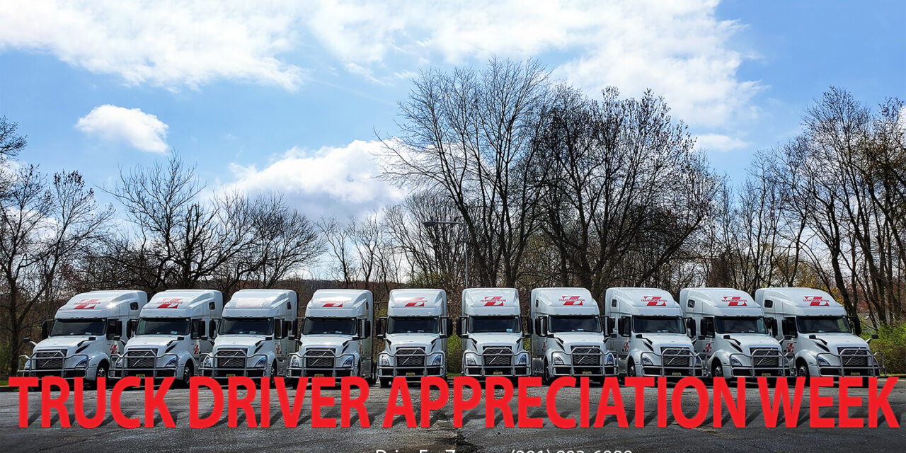 We Need More Than A Week To Appreciate Truck Drivers