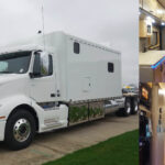 Custom Sleeper Cabs That Look Like Luxurious Tiny Homes For Long-haul Truckers
