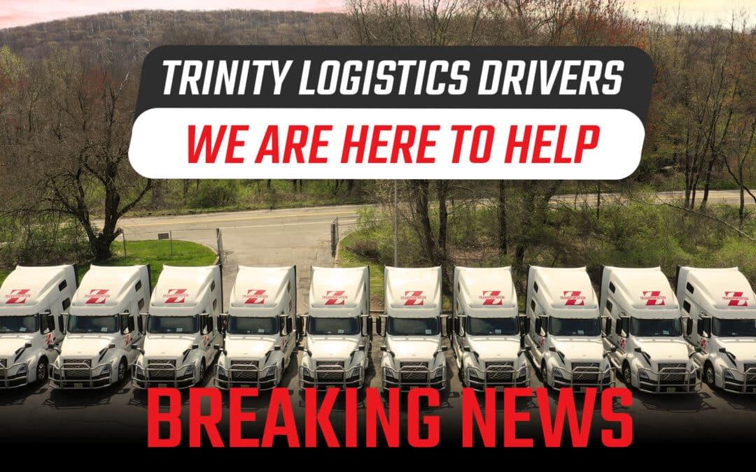 Texas trucking company closes its doors