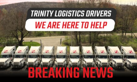 Texas trucking company closes its doors