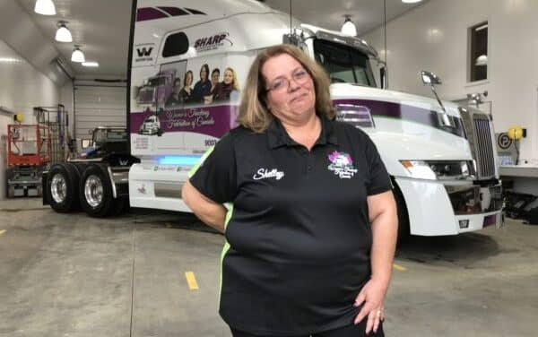 We need more women in trucking