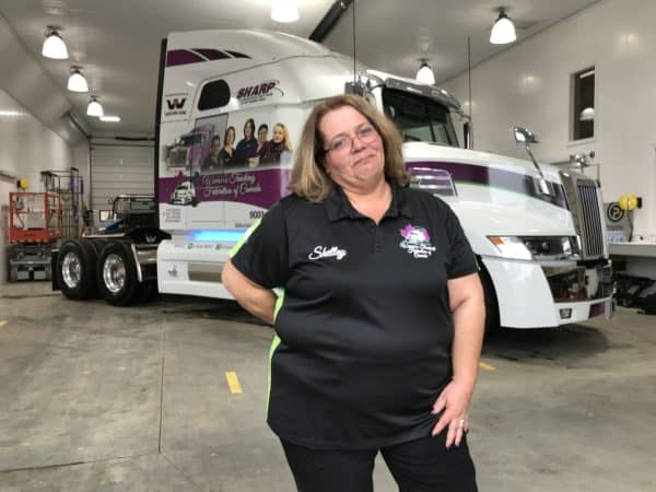 We need more women in trucking