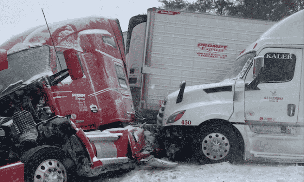 I-70 in Indiana shut down for 'multiple accidents'