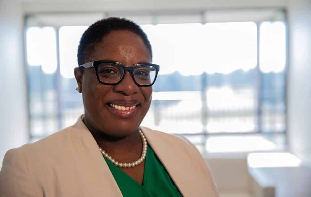 """Natashia Gregoire is inspired by a """"front-row view"""" of the trucking industry."""