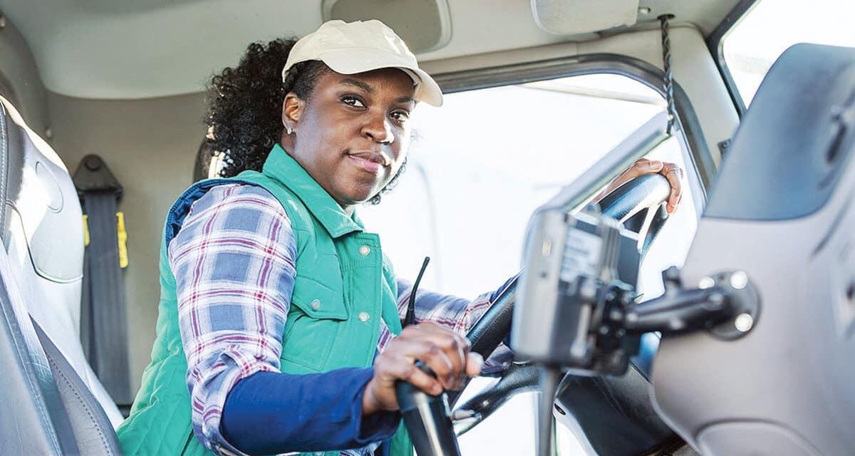 Lawmakers Reintroduce Bill Promoting Women in Trucking