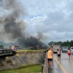 Trucking company involved in fatal I-65 crash releases statement