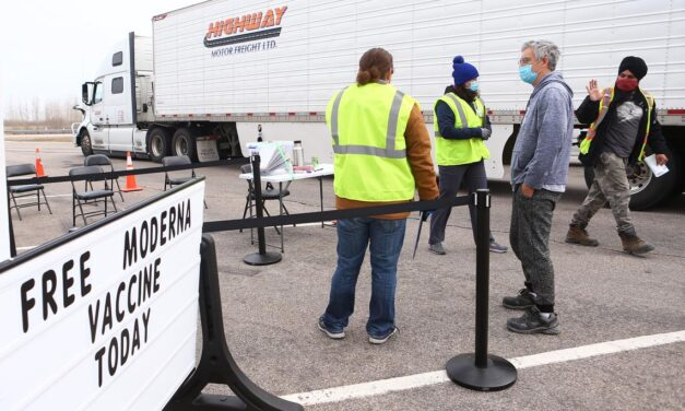 Mandatory vaccinations have arrived – here is how truck drivers and transportation companies are responding.