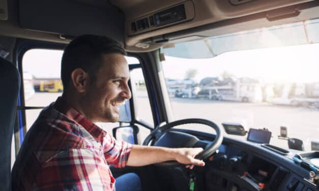 CELEBRATING NATIONAL TRUCKERS DAY